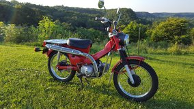 Honda trail 110 or ct110 sale or trade in Fort Leonard Wood, Missouri