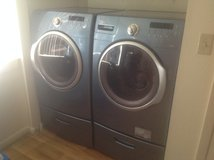 Washer and Dryer (Samsung) in Norfolk, Virginia