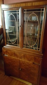 China/display cabinet in Kankakee, Illinois