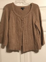 women's camel sweater in Fort Riley, Kansas