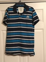 Aeropostale multi blue polo in Fort Riley, Kansas