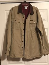 men's Columbia jacket in Fort Riley, Kansas
