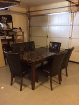 Dining Table w/ 6 Chairs in Alamogordo, New Mexico