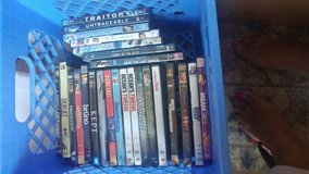 Variety of DVD Movies in Travis AFB, California
