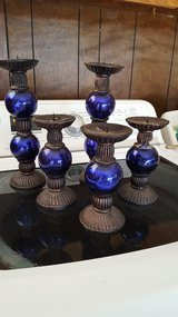 5 candle holders in Lawton, Oklahoma