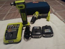 Nice set of 12v roybi tools in Fort Campbell, Kentucky