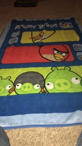 Angry Bird Blanket in Colorado Springs, Colorado