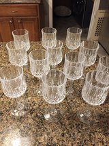 12 Matching Wine Glasses in Wilmington, North Carolina