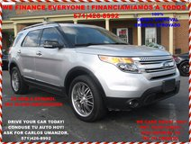 2014 FORD EXPLORER XLT * WE FINANCE EVERYONE CALL US TODAY! in Quantico, Virginia