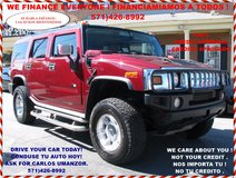 2005 HUMMER H2 SUV * WE FINANCE EVERYONE CALL US TODAY! in Quantico, Virginia