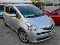 *SALE!* 2008 Toyota Ractis * 5 Seater & SPACIOUS, GPS, Fuel Efficient! * Brand NEW JCI*! in Okinawa, Japan