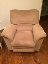 Two recliners in Alexandria, Louisiana