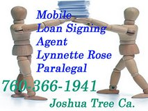 Lynnette's Legal Document Assistance, Notary Public in 29 Palms, California