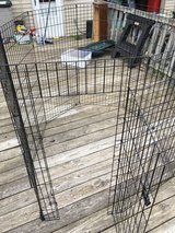Black E-Coat Exercise Pen 4 ft square by 4 ft tal in Fort Knox, Kentucky