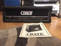 Crate B150 bass amp in Glendale Heights, Illinois