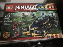 Lego - Ninjago 70625 Brand New Unopened in Dothan, Alabama