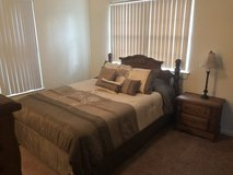 Bedroom Set (Queen Size) in Norfolk, Virginia