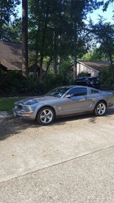 Mustang polished bullets/tires in Kingwood, Texas