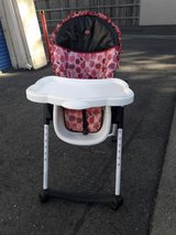 high chair in Vacaville, California
