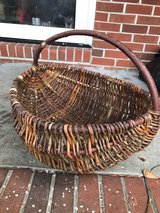 beautiful designer wicker basket in Wilmington, North Carolina