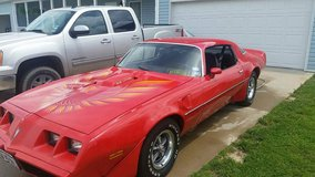 1979 Pontiac Trans Am Firebird in Fort Leonard Wood, Missouri