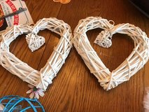 Rustic Hearts (White or Grey) in Naperville, Illinois