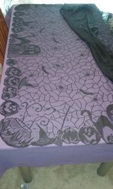 brand new Halloween scene washable tablecloth--LAST ONE! in Goldsboro, North Carolina