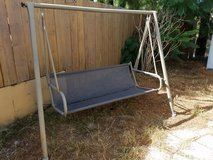 Patio Swing in Camp Pendleton, California