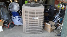 Home air conditioner 5 Ton R22 unit in Travis AFB, California
