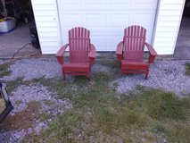 Chairs in Fort Campbell, Kentucky