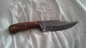 5 inch Damascus steel knife in Travis AFB, California