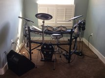 Roland V Drum electronic drum set w/cases in Houston, Texas