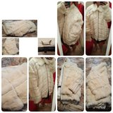 5xl women's White FUR COAT beautiful in Fort Leonard Wood, Missouri
