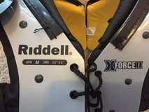 Football Shoulder Pads - Ridell X Force 2 in Conroe, Texas