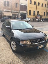 Audi A3 in Vicenza, Italy