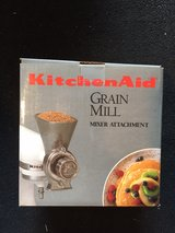 Kitchen Aid - Grain Mill Attachment NIB in Quad Cities, Iowa
