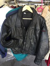 Mens Leather Sz 38 *Can Fit Sm-Med Woman!! in Quad Cities, Iowa
