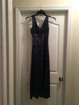 Ball/Prom Dark Blue Dress 7/8 in Camp Lejeune, North Carolina