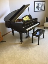 Weber wg150 baby grand piano in Glendale Heights, Illinois