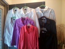**SALE**  8 WOMEN'S BUTTON DOWN SHIRTS in Hinesville, Georgia