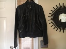 Faux Leather Jacket in Naperville, Illinois