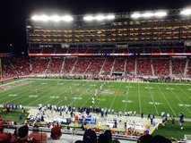 San Francisco 49ers in Vacaville, California