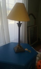 "26"" table lamp in Naperville, Illinois"