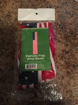 NIP Patriotic Flag Wind Blazer/Sock in Camp Lejeune, North Carolina