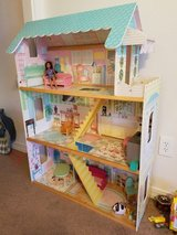 Barbie House in Nellis AFB, Nevada