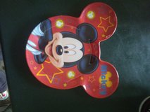 mickey mouse plate in Macon, Georgia