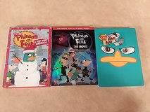 Phineas and Ferb dvd lot in Alamogordo, New Mexico
