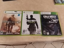 Call of Duty Xbox 360 games in Alamogordo, New Mexico