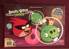 Angry Birds Space jumbo coloring poster pad in Fort Leonard Wood, Missouri