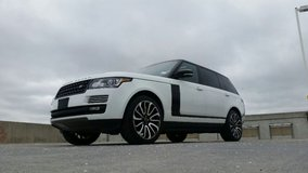 2014 Land Rover Range Rover Supercharged Sport Utility 4-Door in Oswego, New York